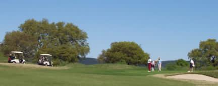 Golfing in Kingsland